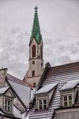 St Johns church in Riga Latvia — Stock Photo