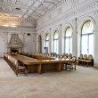 Stock Photo: Meeting room in Livadipalace