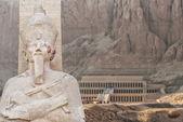 Vale dos reis, egipto — Foto Stock