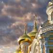 Yalta orthodox cathedral — Stock Photo