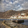 Fishing village of Molle in Sweden — Stock Photo #19668471