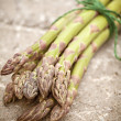 Royalty-Free Stock Photo: Asparagus bundle