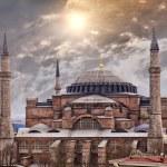 Hagia Sophia Istanbul — Stock Photo #22211193