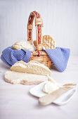 Bread assortment — Stock Photo