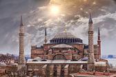 圣索非亚大教堂索菲亚伊斯坦布尔 — 图库照片
