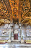 Detail fron the inside of Hagia Sophia — Stock Photo
