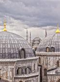 Istanbul landmarks — Stock Photo