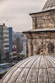 Laleli mosque Istanbul — Stock Photo