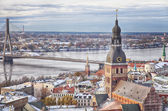 Central Riga — Stock Photo