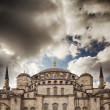 Stock Photo: Blue Mosque Istanbul