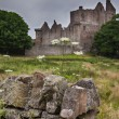 Craigmillar castle ruin — Stock Photo