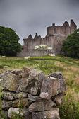 Ruínas do castelo de craigmillar — Foto Stock