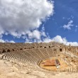 Ancient Amphitheatre in Side Turkey — Stock Photo