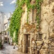 Chania old street — Stock Photo