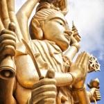 Golden buddha — Stock Photo #35678573