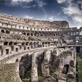 Inside Colosseum — Stock Photo