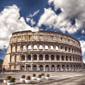 Colosseum in Rome Italy — Stock Photo