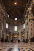 Saint Peters in Rome — Stock Photo