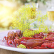 Crayfish party — Stock Photo #50727213