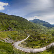 Scottish highlands landscape — Stock Photo #50727345