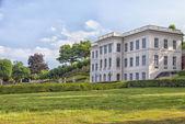 Zamek marienlyst pawilon dania — Zdjęcie stockowe