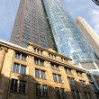 Modern Architecture in Frankfurt am Main - Stock Photo