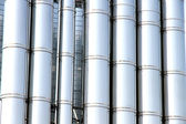 Metal Pipes — Stock Photo