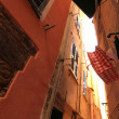 Street in Cinque Terre - Stock Photo