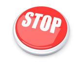 停止按钮 — 图库照片