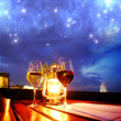 Date under the Sky - Stock Photo