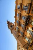 Arquitectura histórica en valencia — Foto de Stock