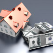 Real estate investment — Stock Photo