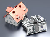 Real estate investment — Foto Stock
