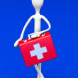 Royalty-Free Stock Photo: First Aid