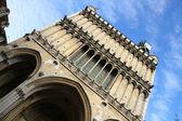巴黎圣母院 de 第戎 — 图库照片
