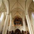 Interior of the Marienkirche in Berlin, Germany - Foto de Stock