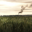 Stock Photo: Environmental pollution