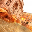 Trevi Fountain - Stockfoto
