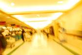 Dans le centre commercial — Photo