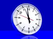 Un reloj — Foto de Stock