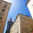 Historic Architecture in Salzburg — Stock Photo