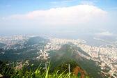 查看在里约热内卢 — 图库照片