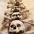 Sedlec Ossuary — Stock Photo #20996785