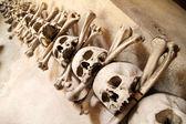 Sedlec Ossuary — Stock Photo