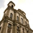 The Jesuit Church in Lucerne — Stock Photo