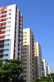 Urban architecture in Rio de Janeiro — Stock Photo