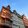 Old town in Frankfurt am Main - Stok fotoğraf