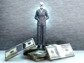 Deadly Greed — Stock Photo