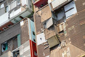 Rooftops in Santiago de Chile — Stock Photo