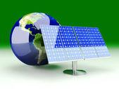 Alternative Energy - America — Stock Photo